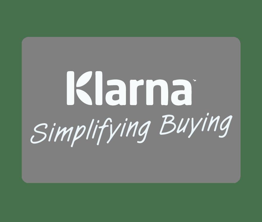 كازينو عبر البث المباشر Klarna