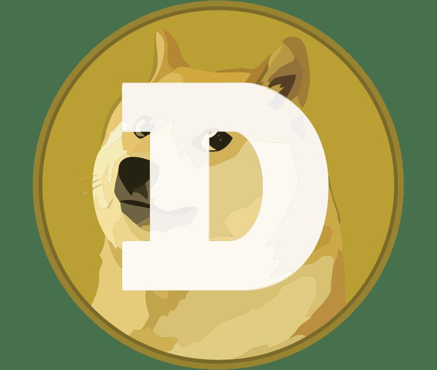 كازينو عبر البث المباشر Dogecoin