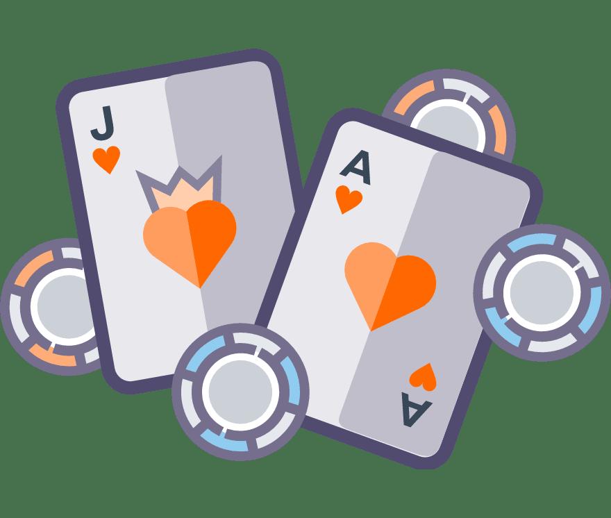 العب Blackjack Online عبر الإنترنت - أفضل الكازينوهات في عام 2021