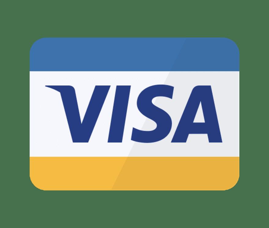 كازينو عبر البث المباشر Visa