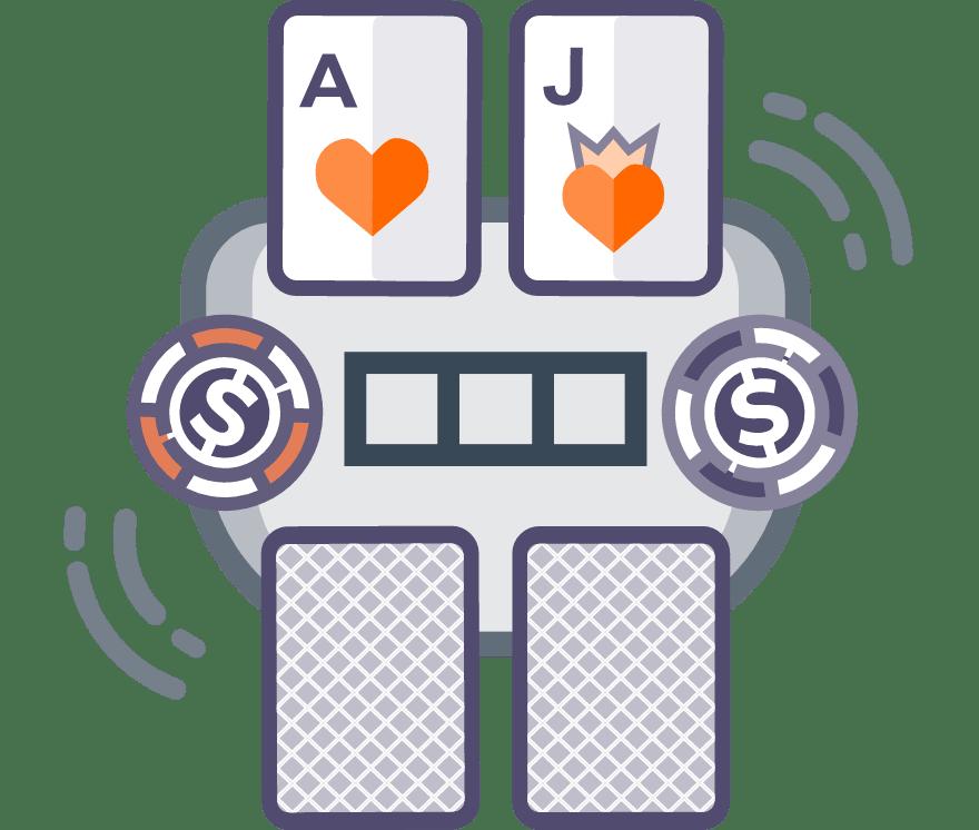 أفضل الكازينوهات على الإنترنت للعب Live Casino Holdem