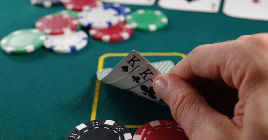 دليل لعبة البوكر لصنع اليد الرابحة
