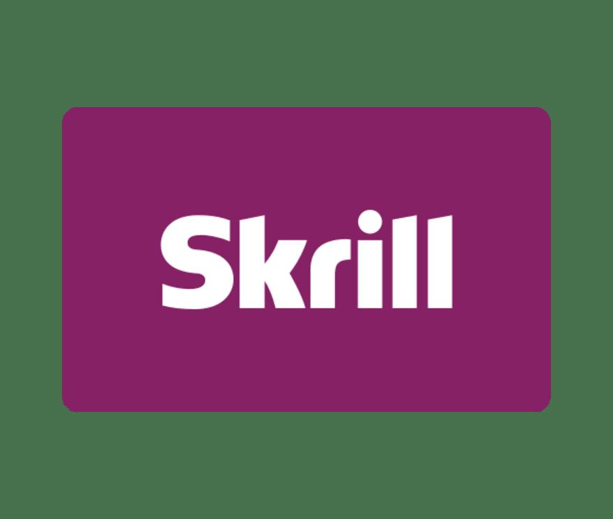 كازينو عبر البث المباشر Skrill