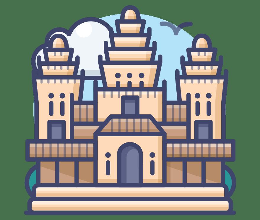 40 أفضل كازينو عبر البث المباشر في كمبوديا لعام 2021