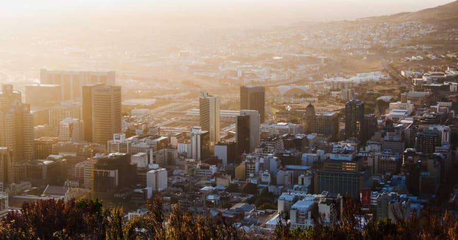 أفضل ألعاب الكازينو المباشر للاعبي جنوب إفريقيا عبر الإنترنت