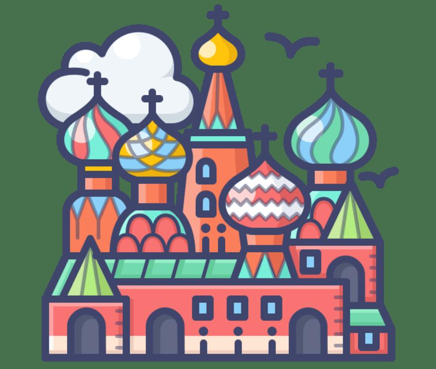 65 أفضل كازينو عبر البث المباشر في روسيا لعام ٢٠٢١