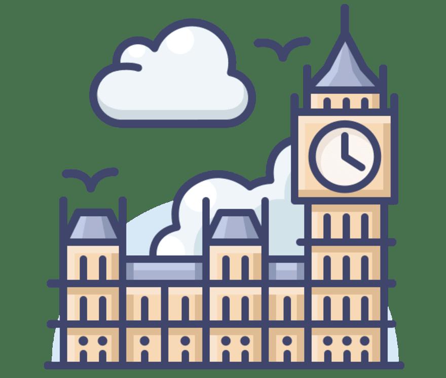 50 أفضل كازينو عبر البث المباشر في المملكة المتحدة لعام 2021