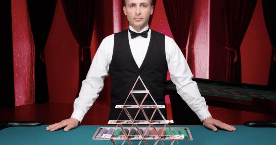 كل ما تريد معرفته عن Live Dealer Games