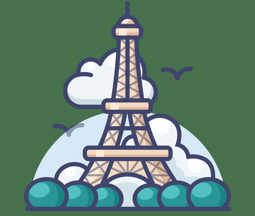 24 أفضل كازينو عبر البث المباشر في فرنسا لعام 2021