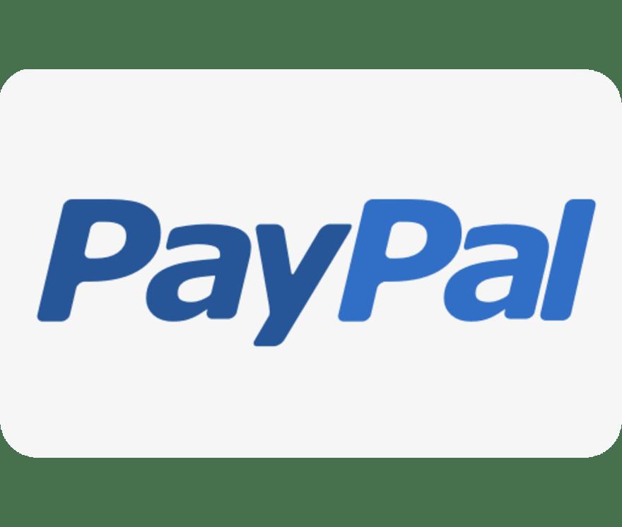 كازينو عبر البث المباشر PayPal